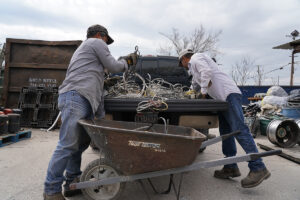 Give us a call for today's scrap metal prices